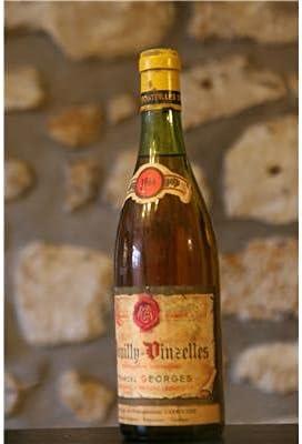 Bourgogne, blancos, Pouilly Vinzelles, Domaine Marcel Georges 1966
