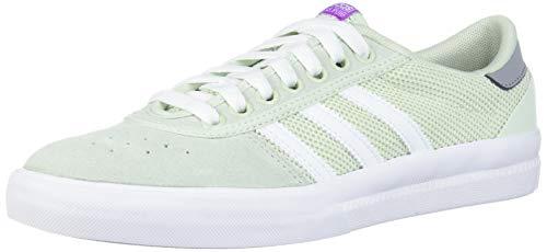 adidas Originals Lucas Premiere Hiking Shoe, Linen Green/FTWR White/Grey Three, 6 M US