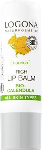 Logona Balsamo Labial Nutritivo Calendula 4,5Gr. 50 ml