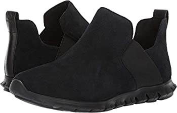Cole Haan Zerogrand Slip-On Boot Black Suede
