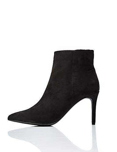 find. High Point Botines, Negro Black, 36 EU
