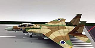 Easy Model Israel air Force F-15I Thunder Fighter Aircraft 1/72 Non diecast Plane