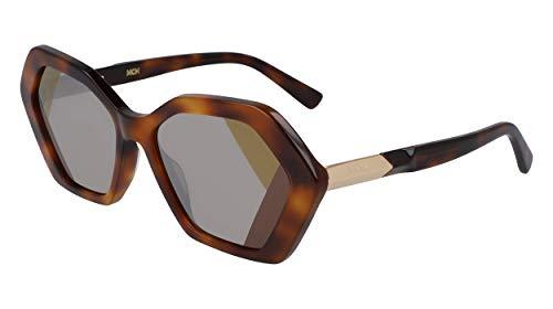 MCM MCM680S, Acetate - Gafas de sol Havana unisex para adulto, multicolor, estándar