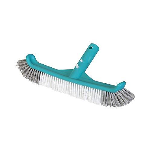 Gre 40041SN - Cepillo para Limpiar Fondo y Paredes de Piscina, 25 cm