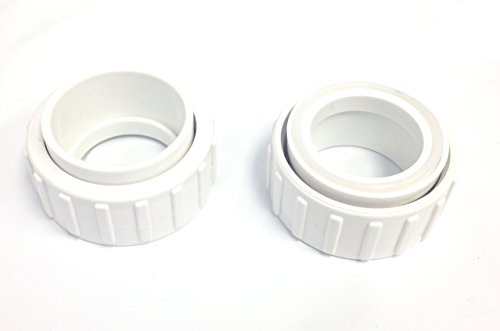 Southeastern Accessory 2 Pack Salt Cell 2-Inch Union, Nut, and...