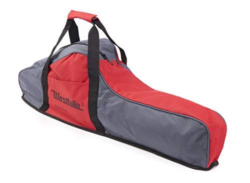 Westfalia Universal Kettensägen Transporttasche Kettensägentasche für Transport und Aufbewahrung 90 x 23 cm