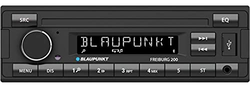 Blaupunkt Freiburg 200 | High Grade RDS Tuner, MP3, USB, Aux-In, 4 x 50 Watt