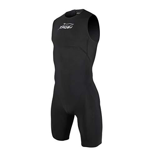 ZAOSU Swimskin Elite Herren - Speedsuit Triathlon, Größe:L