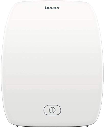 Beurer TL 41 Touch - Lámpara de luz diurna con botón táctil, mejora el bienestar gracias a la simulación de la luz del día, ideal para el escritorio