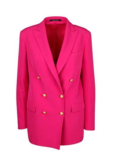 Luxury Fashion | Tagliatore Dames JJASMINE00B97177W1393 Fuchsia Polyester Blazers | Lente-zomer 20