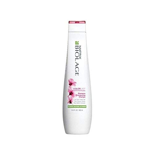 Matrice Biolage Colorlast Shampooing 400Ml (Pack de 2)