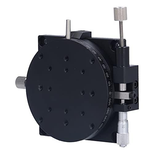 Etapa lineal giratoria, piezas móviles lineales manuales para dispositivos de medición para máquinas de prueba para equipos ópticos para equipos de fabricación de semiconductores