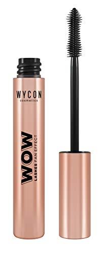 WYCON cosmetics WOW MASCARA allungante e incurvante