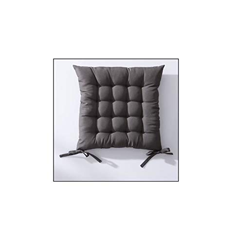 Today 261209 Assise Matelassée Polyester Bronze 40 x 40 cm