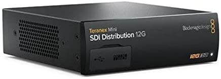 Blackmagic Design CONVNTRM/EA/DA Teranex Mini - SDI Distribution 12G