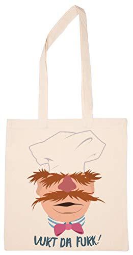 Enigmae Cocinero Desde Suecia Reutilizable Compras Tienda de Comestibles Algodón Bolsa Reusable Shopping Bag