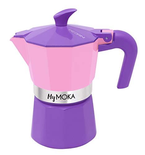 Pedrini Mymoka Kaffeekanne Cottoncandy
