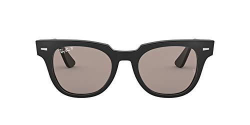 Ray-Ban 901/31 Gafas de sol, Negro, 49 Unisex