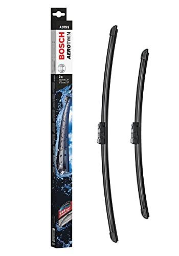 Bosch Aerotwin Escobilla limpiaparabrisas A979S, Longitud: 600 mm/475 mm – 1 juego para el parabrisas (frontal)