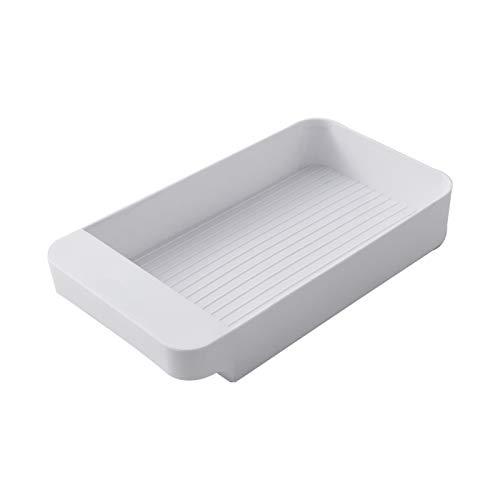 Huevera Caja de cajón Tipo Huevo Caja de almacenamiento Huevo Pantalla de huevo Pantalla Contenedor Refrigerador Titular de almacenamiento Organizador de hogar (Color : Single layer)