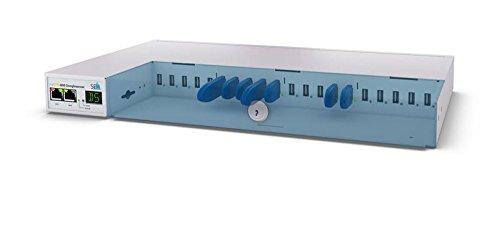 SEH myUTN-800 Dongleserver - 20x USB 2.0 2X Gigabit LAN 2X Netzteil SD-Card
