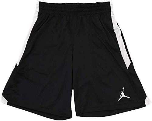 Nike Herren Shorts Jordan Dri-FIT 23 Alpha, Black/White/White, M, 905782-013