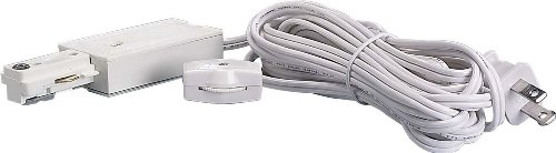 Nuvo TP156 Parts Track, Live End Cord Kit, White