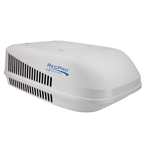 RecPro RV Air Conditioner 13.5K Cooling Only Non-Ducted | RV AC Unit | Camper Air Conditioner (White)