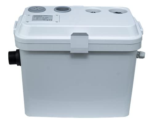 Clever Drain N Schmutzwasser-Hebeanlage Q max. 7m3/h/H max. 7,5 m