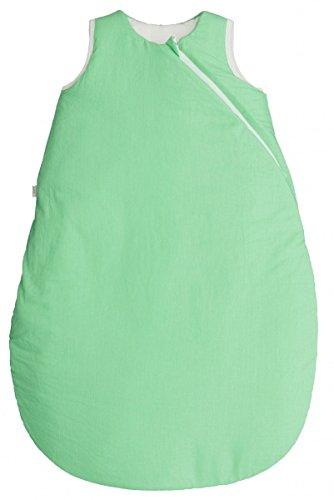 Popolini iobio Schlafsack Winterschlafsack Lavalan Grün Green S=70cm