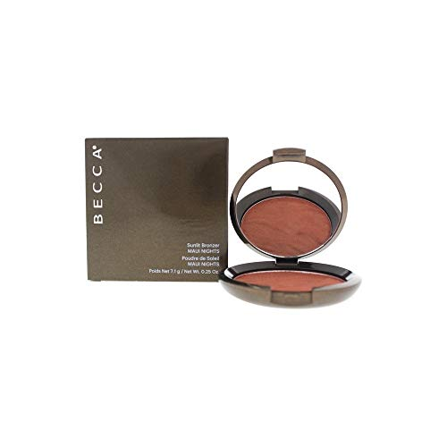 Becca Cosmetics, Bronceador e iluminador facial - 7.1 gr.