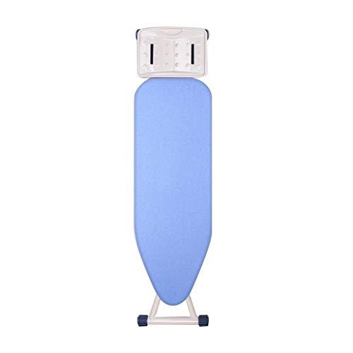 C-J-Xin Wasserij Kamer Grote strijkplank, Stable ademend strijkplank Steel Mesh Strijkservice Table, 5 kleuren Dekking van de Doek, 110 * 31 * 86cm Wasserijbenodigdheden