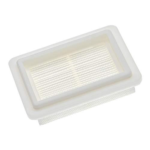 vhbw Filtro reemplaza Bosch 06033B9101, 2609256F44 Filtro para - Filtro HEPA antialérgico