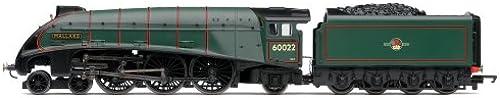 Hornby r2784 Railroad BR-4 'Mallard' Class A4  uge Dampflokomotive