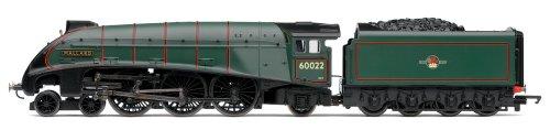 Hornby R2784 X Railroad BR 4–6-2 'Mallard' Class A4 Calibre 00 Locomotive à Vapeur