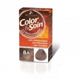 Color&soin coloration permanente 8A blond cendré
