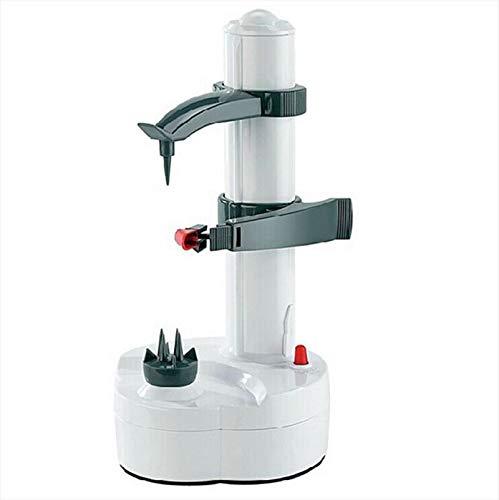 Automatic Stainless Steel Electric potato Peeler Multifunctional Vegetables Fruit Apple Rotate Peeler peeling machine