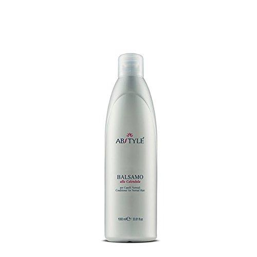 AB Style   Baume à la Calendula professionnelle pour cheveux normaux avec action Emolliente et hydratant (1000 ml)