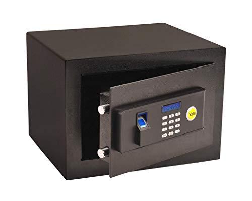 Yale 05577000-7, Cofre Standard Home Biometria, Preto , YALE