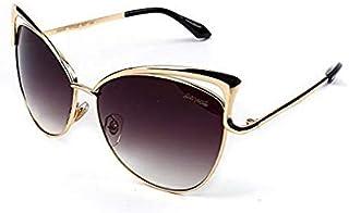 Women cat-eye sunglasses hot style for girl clubmaster sun glasses metal UV Protect sunglasses