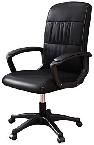 G.S.N. GSN Executive Recline High Back Bürostühle, gepolstertem Leder Büro Bequeme Reclining Ergonomische mit Armlehne Rückenlehne Chefsessel Bürostuhl Sessel