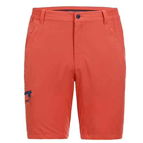 ICEPEAK Berwyn Stretch Shorts Herren Burned orange Größe EU 56 2020 Hose kurz