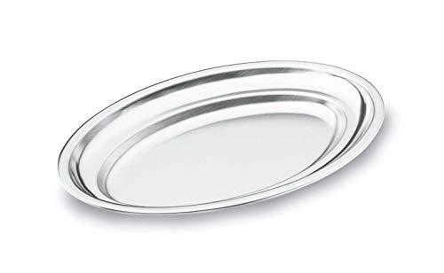 Lacor 62840 Plat Ovale 18 / 10 cm
