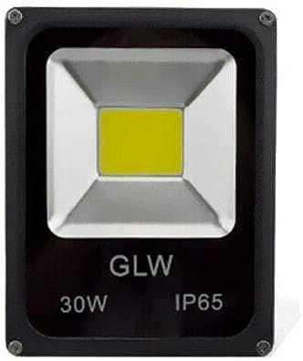 30W Foco LED 12V Blanco Cálido Luz Exterior Impermeable IP65