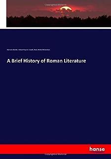 A Brief History of Roman Literature