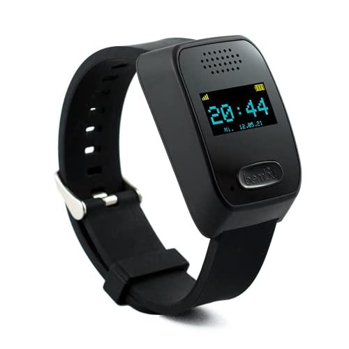 bembu GPS-Watch PRO - NEU mit Sturzerkennung - Notrufuhr mit Ortung und Telefonfunktion