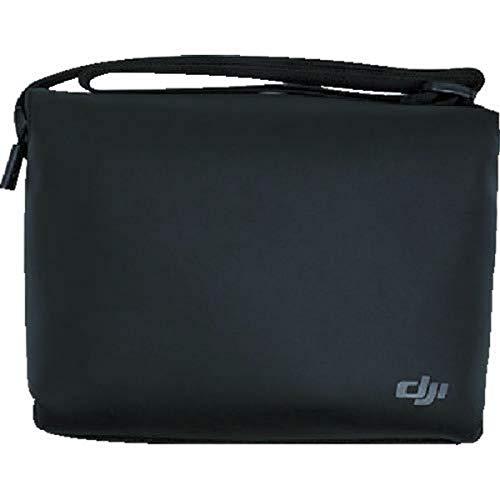 DJI Mavic/Spark Outdoor Shoulder Bag - Multifunctional Bag for Drones, Safe Transport, Large Capacity, Designed for Drone and Accessories, High Strength - Black