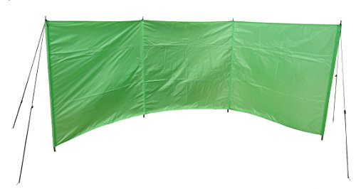 CAO Camping Paravent de Plage 4 m