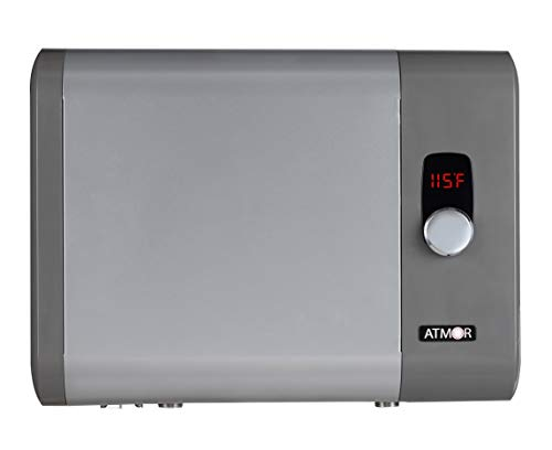 Atmor 29kW 5.4 GPM Electric Tankless Water Heater, ideal for...