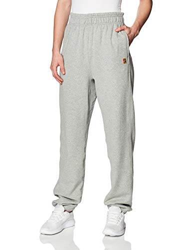 Nike BV1061-063 Pantaloni da Ginnastica, Grigio, L Donna